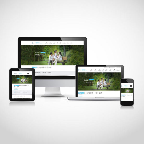 Japanese Responsive Website
